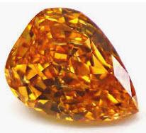 Argyle Coloured Diamonds Review - Orange Diamonds