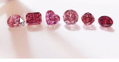 Argyle Pink Diamonds Broome