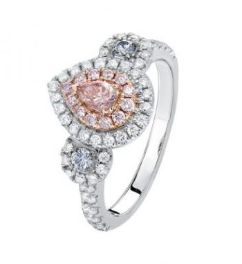 Broome Quality Jewellery Diamond and Gold Ring