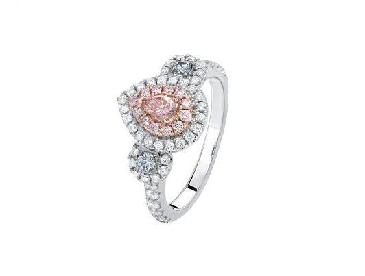 Unique Diamond Ring Broome