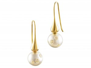 Lust Pearl South Sea Pearl Earrings Broome