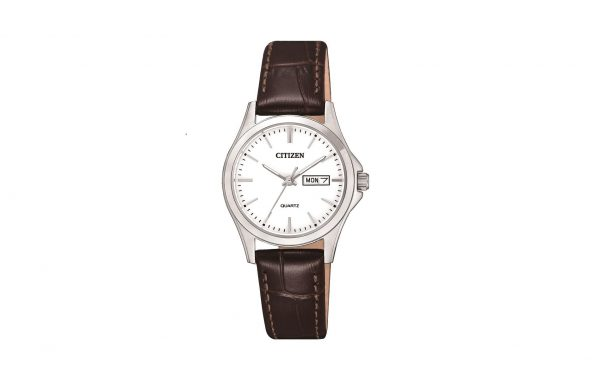 Citizen ladies leather strap SSWP WR