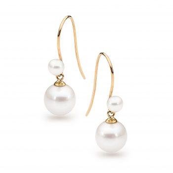 Freshwater Pearl Earrings Broome