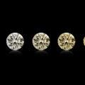 colour scale diamonds